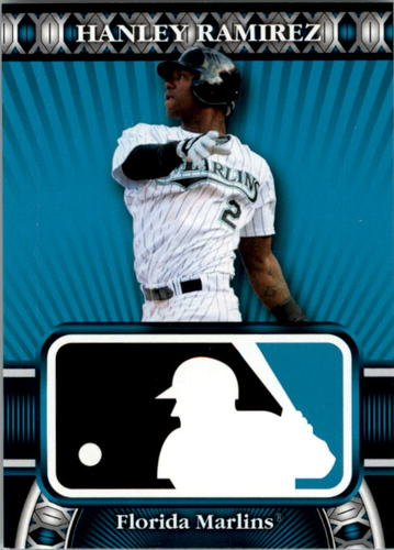 Photo of 2010 Topps Logoman HTA #2 Hanley Ramirez