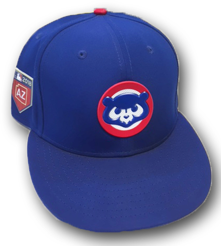 Photo of Mike Montgomery Spring Training Hat -- Size 7 /8
