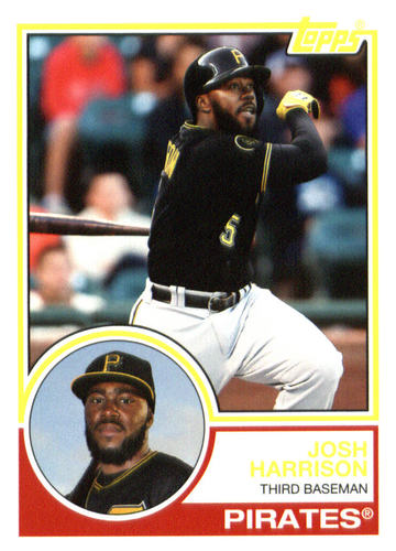 Photo of 2015 Topps Archives #293 Josh Harrison