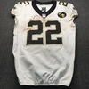 STS - Saints Mark Ingram Games Used Jersey Size 42 (11/11/18) w/ Tom Benson Memorial Patch