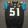 Jaguars - Paul Posluszny Signed Authentic Jersey Size 44