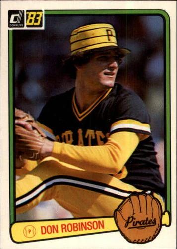 Photo of 1983 Donruss #171 Don Robinson