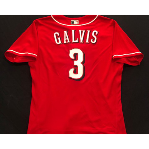 Freddy Galvis -- 2020 Spring Training Jersey -- Team-Issued -- Size 44