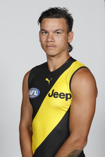 Photo of 2021 Player Issue Alannah & Madeline Foundation Guernsey - Daniel Rioli #17