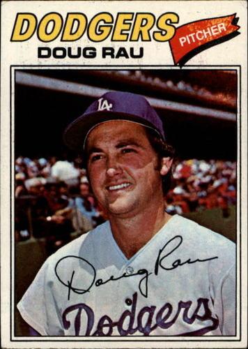 Photo of 1977 Topps #421 Doug Rau