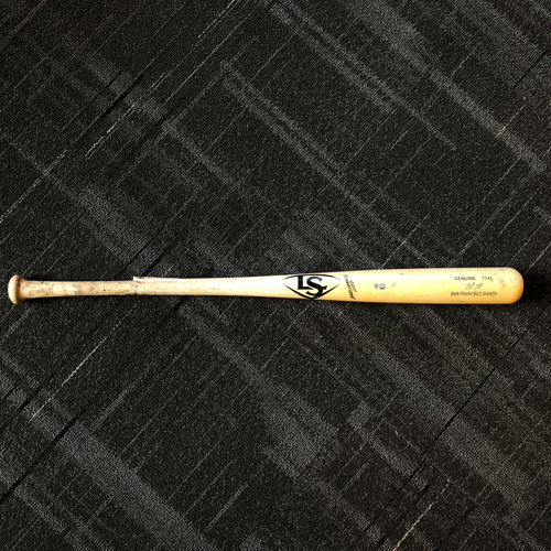 Photo of Brandon Belt 1x ALL-STAR - Game-Used Broken Bat