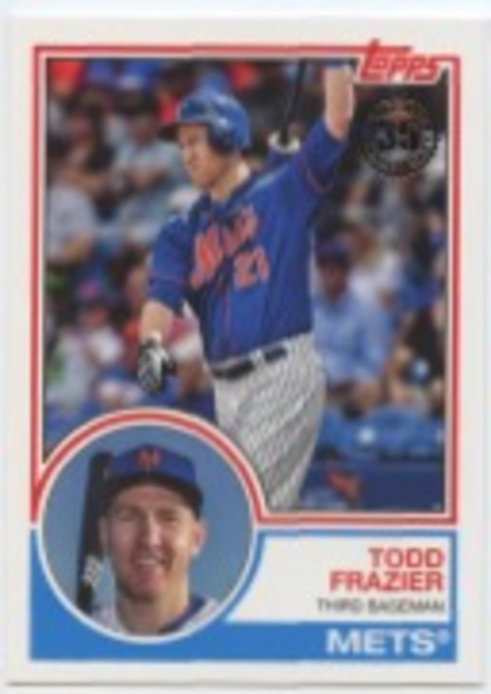 2018 Topps Update '83 Topps #8321 Todd Frazier