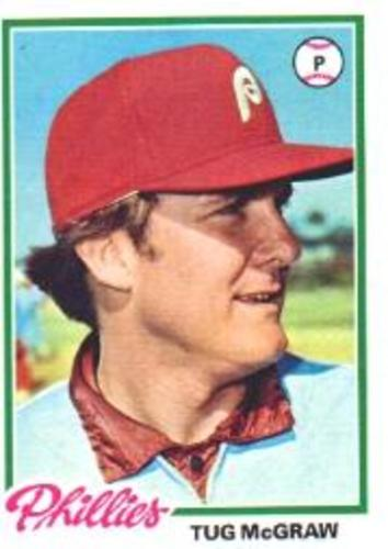 Photo of 1978 Topps #446 Tug McGraw