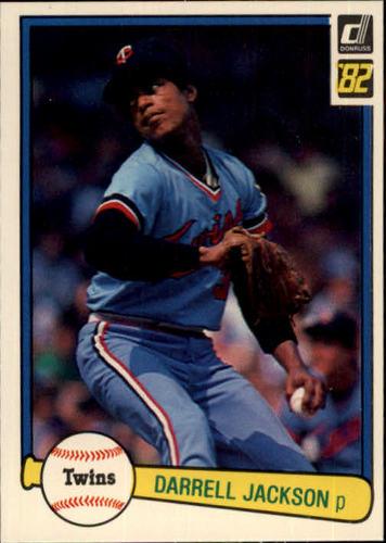 Photo of 1982 Donruss #179 Darrell Jackson