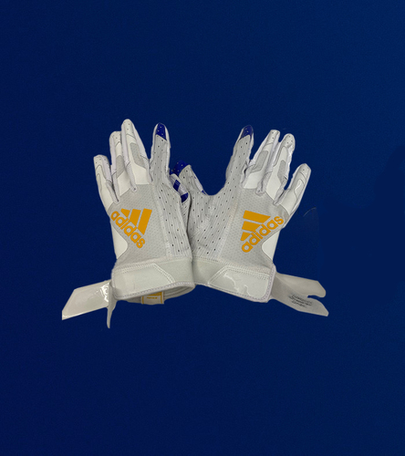 Photo of Playoff Edition: Jalen Ramsey Game Used Gloves - (1/09/2021 VS. Seattle Seahawks)