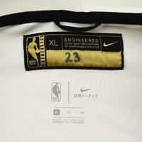 LeBron James - Los Angeles Lakers - Game-Worn Opening Night / Championship Ring Ceremony Jacket - 2020-21 NBA Season