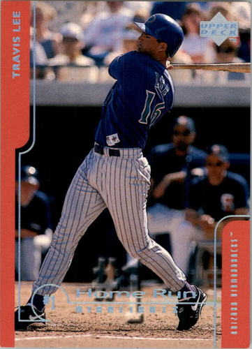 Photo of 1999 Upper Deck Challengers for 70 Challengers Edition #85 Travis Lee HRH