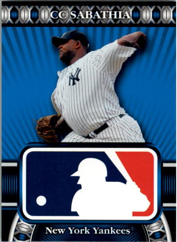 Photo of 2010 Topps Logoman HTA #4 CC Sabathia