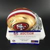 NFL - 49ers Deebo Samuel Signed Mini Helmet