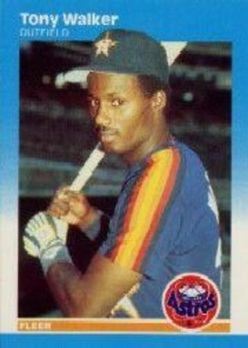 Photo of 1987 Fleer #71 Tony Walker