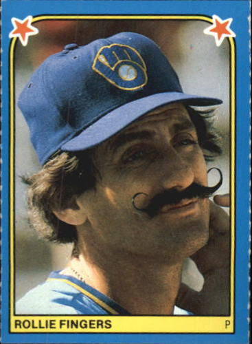 Photo of 1983 Fleer Stickers #13 Rollie Fingers