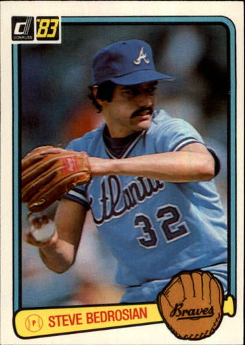 Photo of 1983 Donruss #173 Steve Bedrosian
