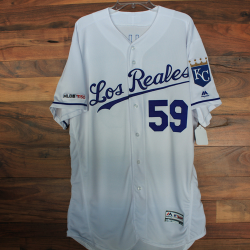 Team-Issued Jersey Andres Machado (Size 48)