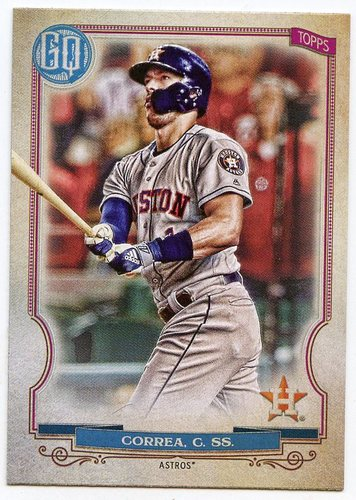 Photo of 2020 Topps Gypsy Queen #159 Carlos Correa
