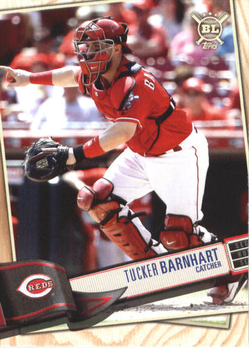 Photo of 2019 Topps Big League #308 Tucker Barnhart