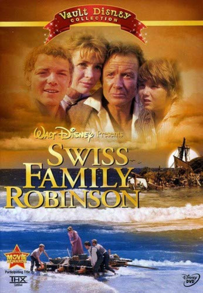 Photo of Swiss Family Robinson (Vault Disney Collection)