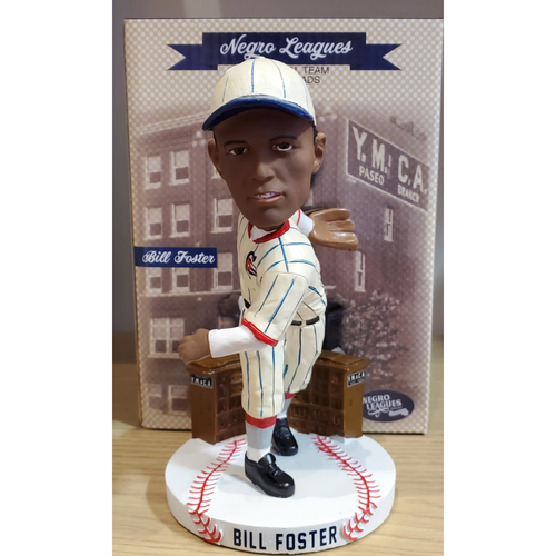 Photo of NEGRO LEAGUES CENTENNIAL TEAM BOBBLEHEAD SERIES: Bill Foster