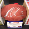 PCC - Buccaneers Mike Evans Signed Authentic Football W/ Pro Bowl and Ghost AFC VS NFC Logos