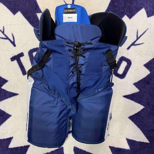 #24 Wayne Simmonds Worn Hockey Pants (Bauer Nexus L+1)