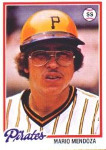 Photo of 1978 Topps #383 Mario Mendoza