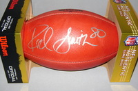 NFL - BRONCOS ROD SMITH SIGNED AUTHENTIC FOOTBALL