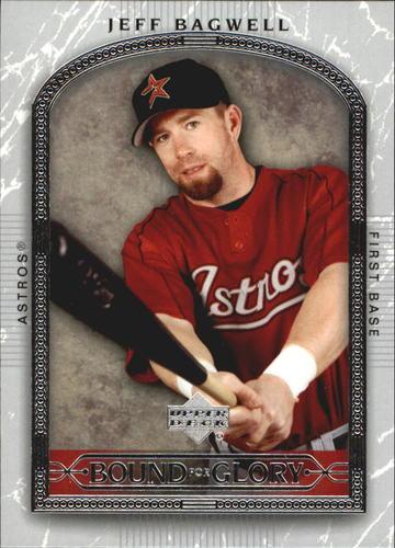 Photo of 2005 Upper Deck #458 Jeff Bagwell BG