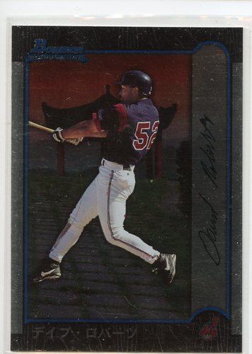Photo of 1999 Bowman Chrome International #392 Dave Roberts