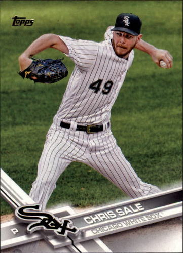 Photo of 2017 Topps #9A Chris Sale