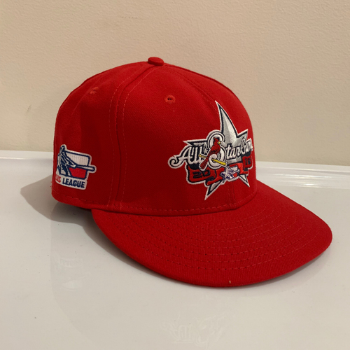 Photo of 2016 Texas League All Star Game  -  Game Used Cap  - Jarod Simontacchi (TL All-Stars) Size - 7 -1/8