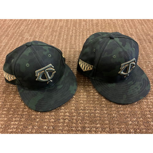 Photo of Armed Forces Day Cap Bundle