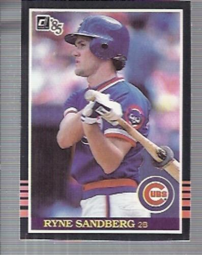 Photo of 1985 Donruss #67 Ryne Sandberg