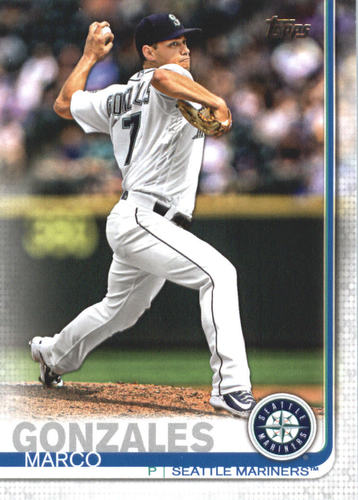 Photo of 2019 Topps #523 Marco Gonzales