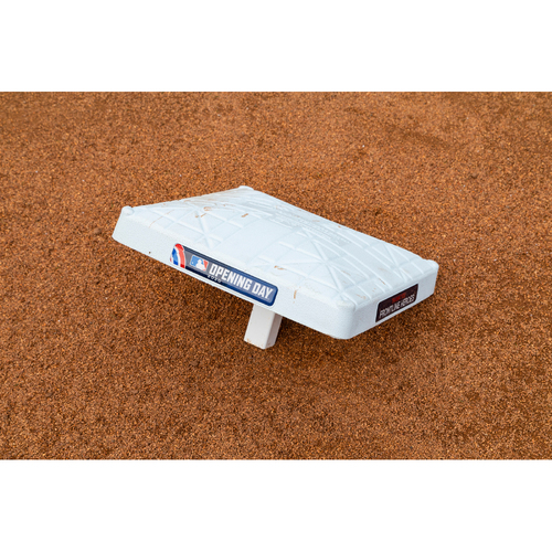 Photo of 2020 Opening Day Game-Used Base - 3rd Base
