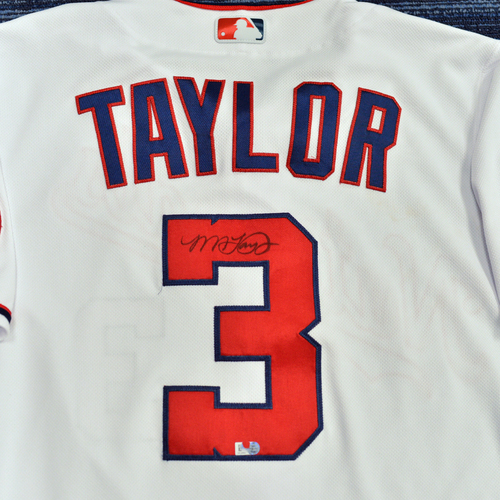 Photo of Washington Nationals Philanthropies Jerseys Off Their Back Auction - Michael A. Taylor - Autographed Game-Used Jersey - Size 44