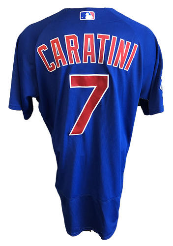 Photo of Victor Caratini Team-Issued Jersey -- 2020 Season -- Size 46 + 1B + 1S
