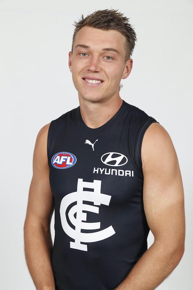 2021 AFL Clash Player Guernsey - Patrick Cripps