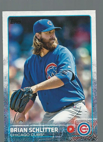 Photo of 2015 Topps #164 Brian Schlitter RC