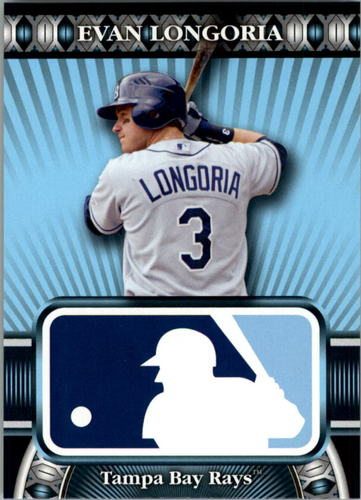 Photo of 2010 Topps Logoman HTA #22 Evan Longoria