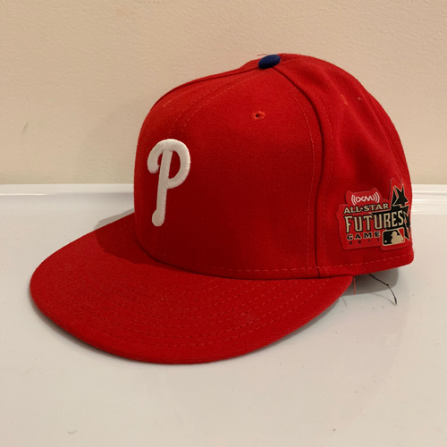 Photo of 2011 All Star Futures Game -  Game Used Cap  - Jarred Cosart (Philadelphia Phillies) Size - 7 -5/8