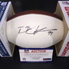 NFL - 49ers DeForest Buckner Signed Panel Ball
