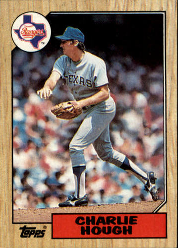 Photo of 1987 Topps #70 Charlie Hough