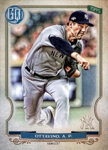 Photo of 2020 Topps Gypsy Queen #169 Adam Ottavino