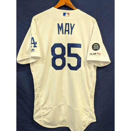 Dustin May 2019 Team Issued Home Jersey