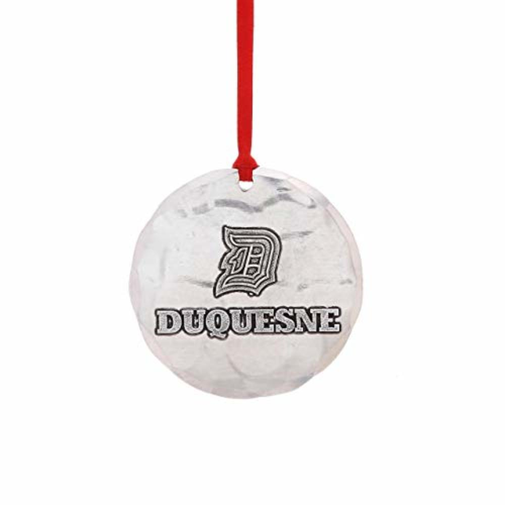 Photo of Wendell August Duquesne University Round Ornament