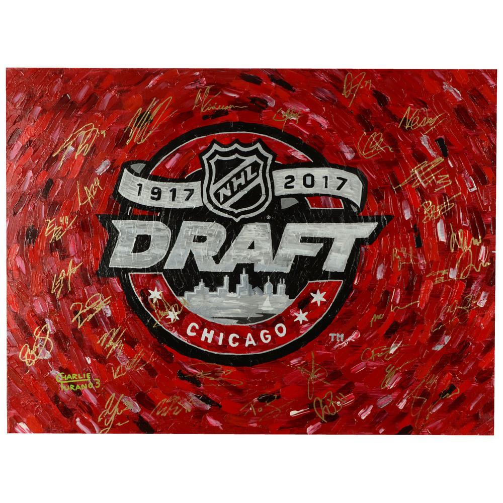 2017 NHL Draft Original Artist Enhanced 30